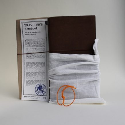 TRAVELLER'S NOTEBOOK BROWN