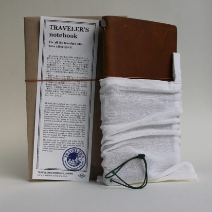 TRAVELLER'S NOTEBOOK CAMEL