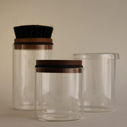 SET GLASS CONTAINERS