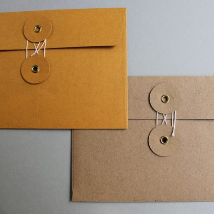 KRAFT ENVELOPE LARGE