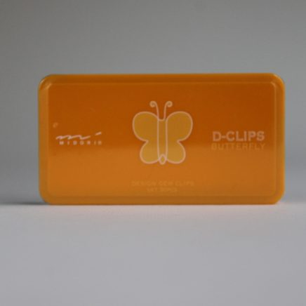 D-CLIPS BUTTERFLY
