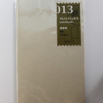 FILL 013 LIGHTWEIGHT PAPER REGULAR SIZE