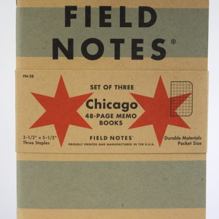 FIELD NOTES CHICAGO