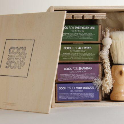 WOODEN GIFT BOX FOR MEN