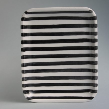 STRIPPED TRAY